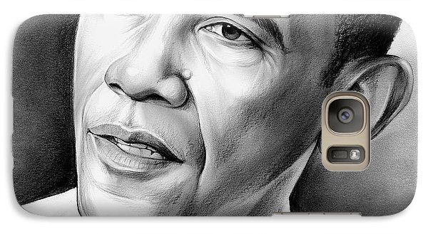 President Barack Obama Galaxy Case by Greg Joens