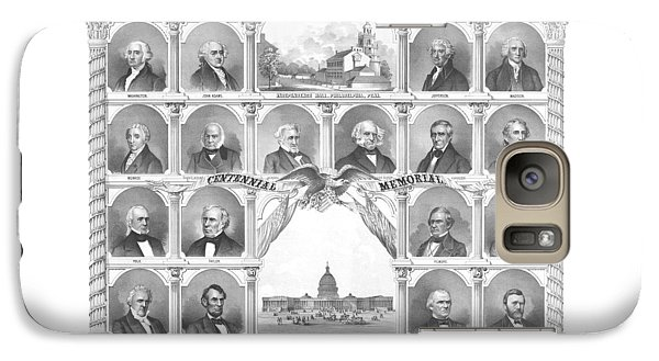 Presidents Of The United States 1776-1876 Galaxy Case by War Is Hell Store