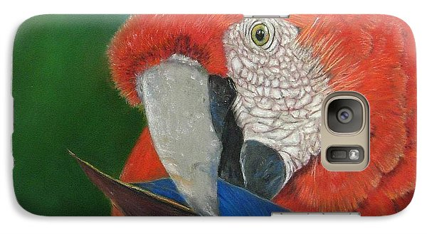 Galaxy Case featuring the painting Presumida by Ceci Watson