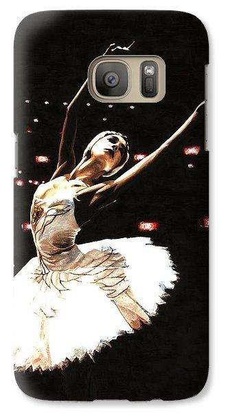Prima Ballerina Galaxy S7 Case