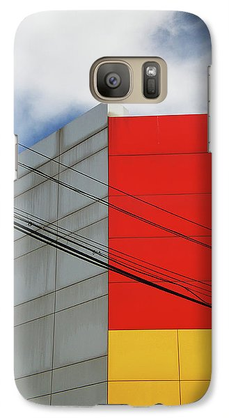 Galaxy Case featuring the photograph Primarily 1 by Skip Hunt