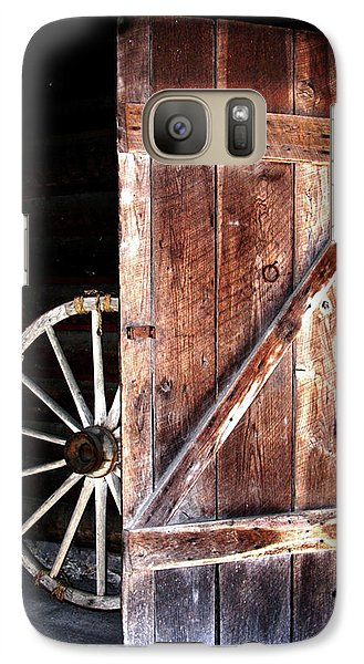Galaxy Case featuring the digital art Primitive by Kim Henderson
