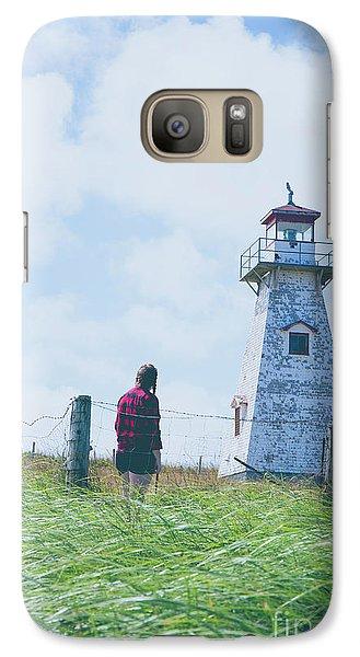 Prince Edward Island Memories Galaxy S7 Case by Edward Fielding
