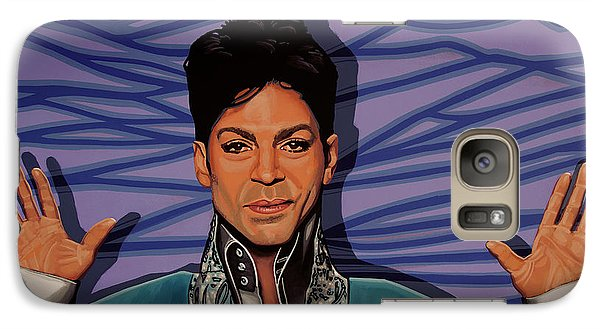 Rhythm And Blues Galaxy S7 Case - Prince 2 by Paul Meijering