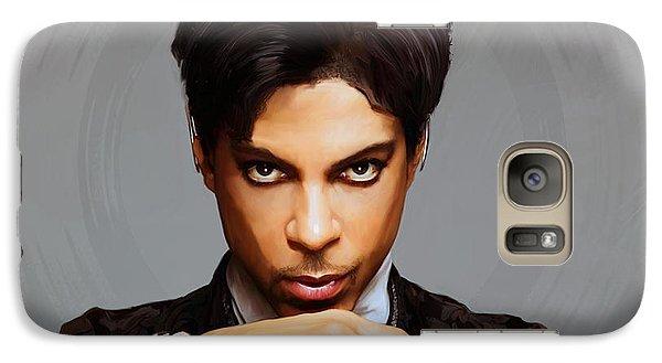 Prince Galaxy S7 Case by Paul Tagliamonte