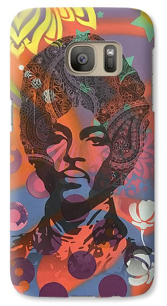 Galaxy Case featuring the painting Prince Spirit by Dean Russo