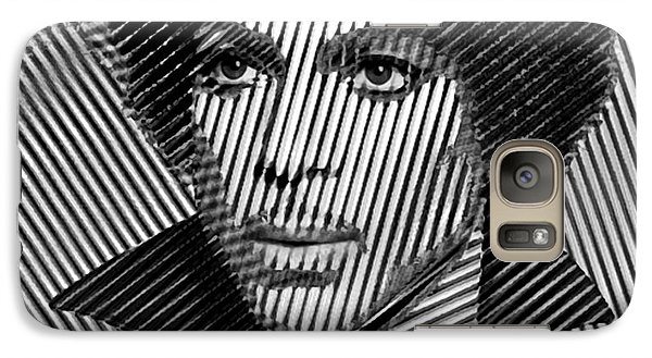 Prince - Tribute In Black And White Sketch Galaxy S7 Case