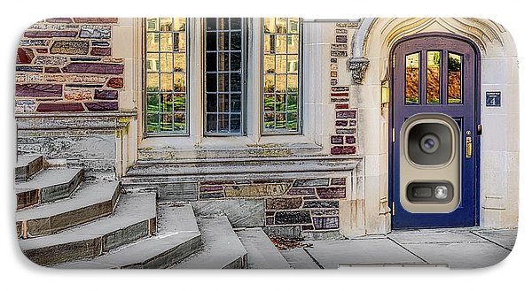 Galaxy Case featuring the photograph Princeton University Lockhart Hall by Susan Candelario