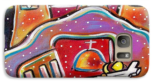 Procession To Chimayo Galaxy S7 Case