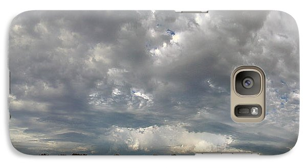 Galaxy Case featuring the photograph Profound Skyscape by John Norman Stewart