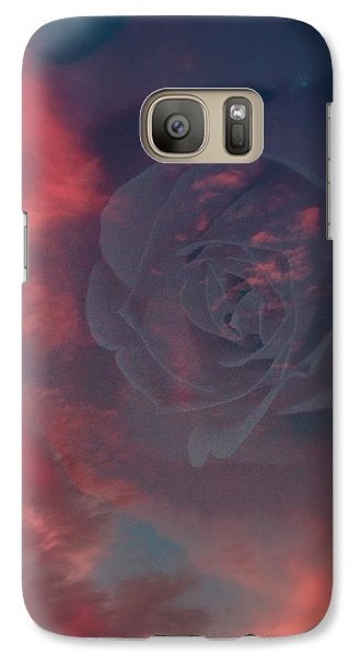 Galaxy Case featuring the photograph Promise Of Love by Karen Musick