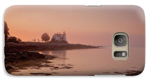 Galaxy Case featuring the photograph Prospect Harbor Dawn by Susan Cole Kelly