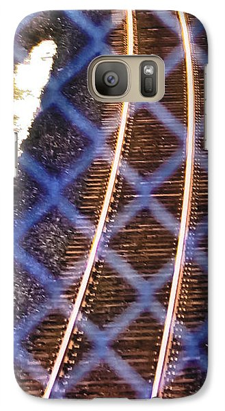 Galaxy Case featuring the photograph Protection by Albert Seger