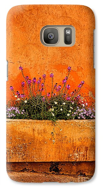 Galaxy Case featuring the photograph Provencal Melody by Olivier Le Queinec