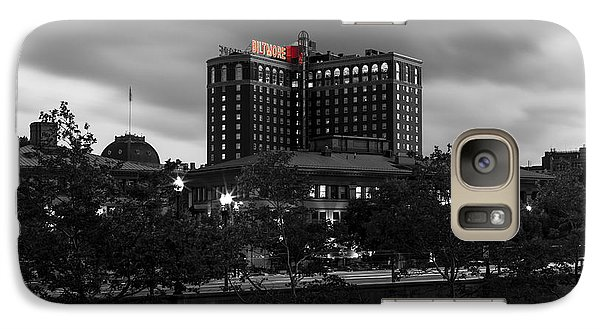 Galaxy Case featuring the photograph Providence Biltmore by Andrew Pacheco