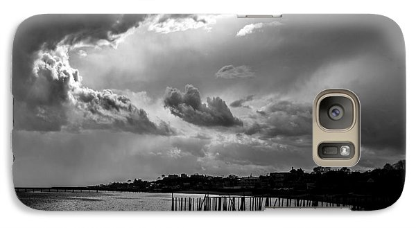 Galaxy Case featuring the photograph Provincetown Storm by Charles Harden