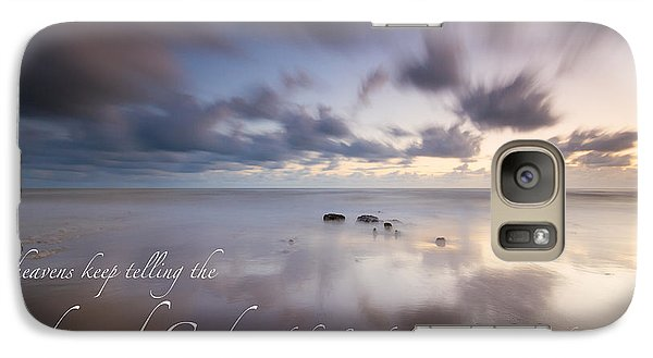 Psalm 19 1 Galaxy S7 Case