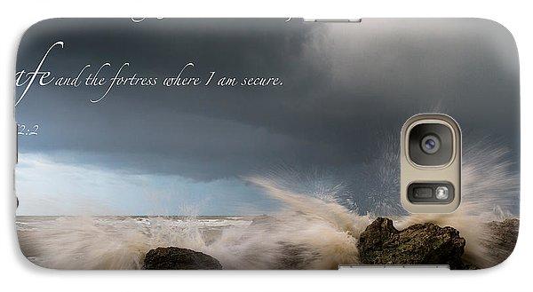 Psalm 62 2 Galaxy S7 Case