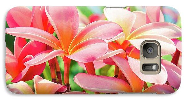 Pua Melia Ke Aloha Maui Galaxy S7 Case