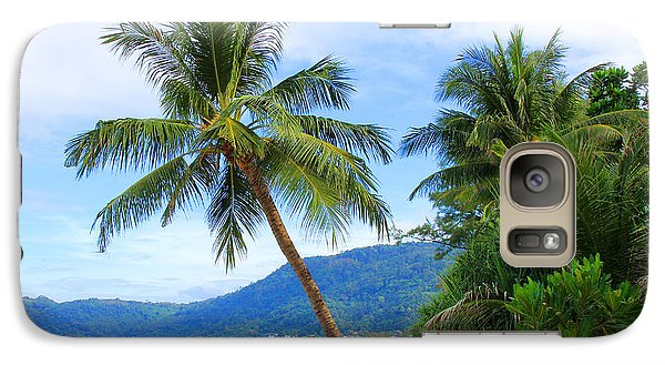 Venice Beach Galaxy S7 Case - Phuket Patong Beach by Mark Ashkenazi