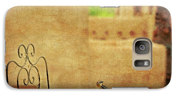 Galaxy Case featuring the photograph Pueblo Village Settlers by Diana Angstadt