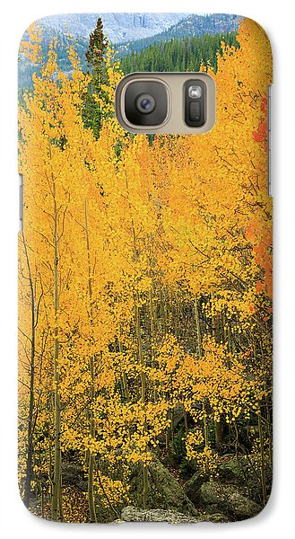 Pure Gold Galaxy S7 Case
