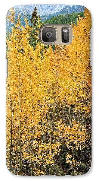 Pure Gold Galaxy S7 Case