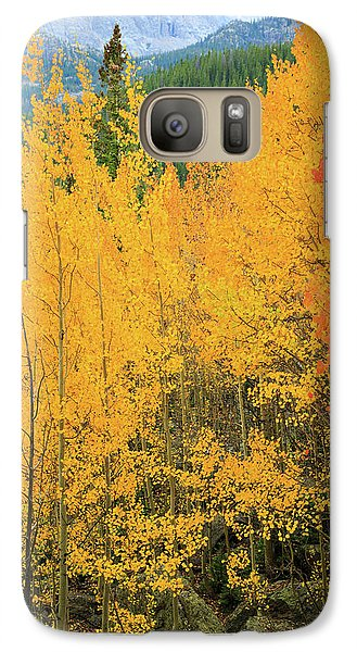 Galaxy Case featuring the photograph Pure Gold by David Chandler