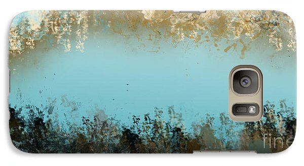 Galaxy Case featuring the digital art Purity by Trilby Cole