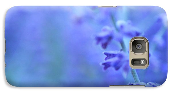 Galaxy Case featuring the photograph Purple Garden by Douglas MooreZart