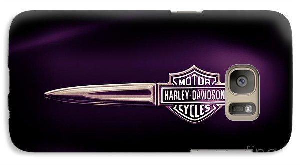 Purple Haze Galaxy S7 Case