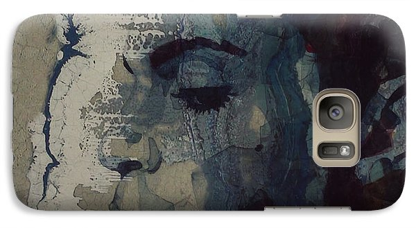 Rhythm And Blues Galaxy S7 Case - Purple Rain - Prince by Paul Lovering