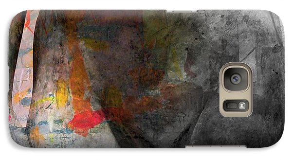 Nudes Galaxy S7 Case - Put A Little Love In Your Heart by Paul Lovering