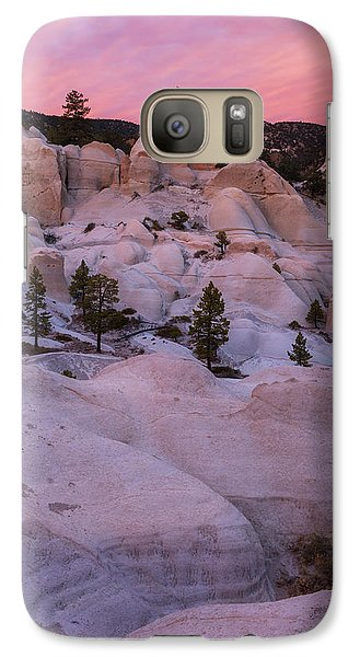 Galaxy Case featuring the photograph Pyramids  by Dustin LeFevre