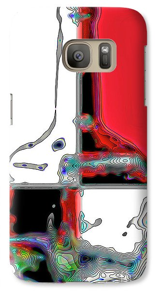 Galaxy Case featuring the photograph Quad Bottle by Walt Foegelle