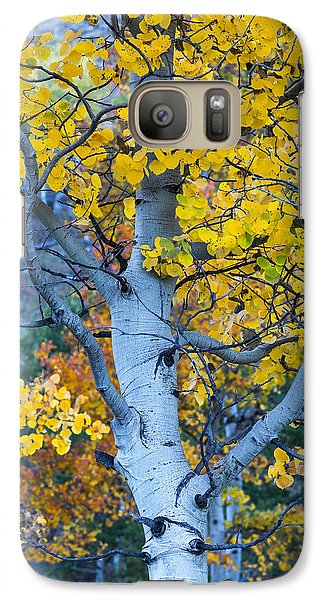 Quaking Aspen Galaxy S7 Case