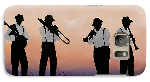 Quattro Galaxy S7 Case by Guido Borelli