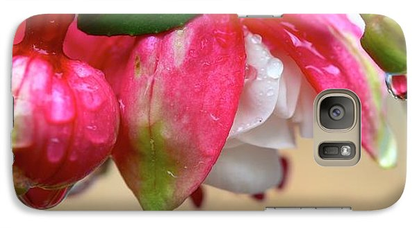 Galaxy Case featuring the photograph Quenched by Corinne Rhode