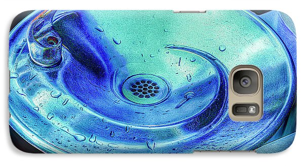 Galaxy Case featuring the photograph Quenched by Paul Wear