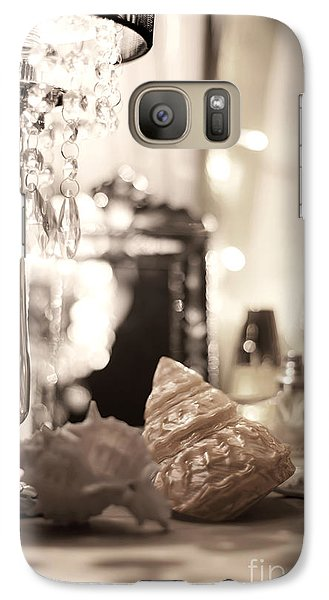 Galaxy Case featuring the photograph Quiet Moment by Aiolos Greek Collections