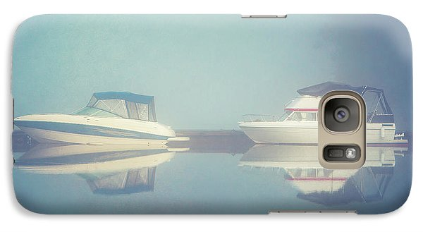 Galaxy Case featuring the photograph Quiet Morning by Ari Salmela