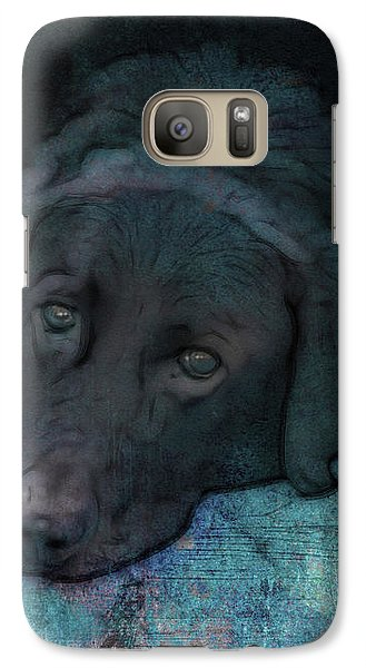 Galaxy Case featuring the photograph Quiet Time by Ann Powell