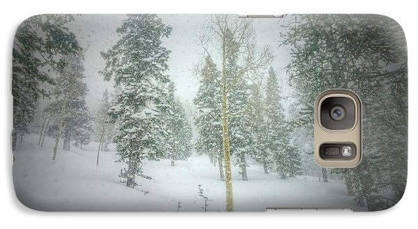 Galaxy Case featuring the photograph Quiet Turns  by Mark Ross