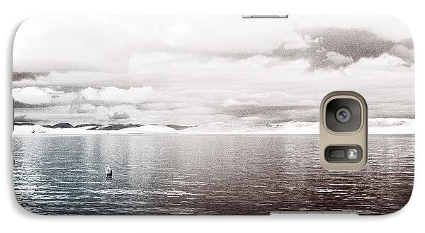 Galaxy Case featuring the photograph Quiet Waters by Keith Elliott
