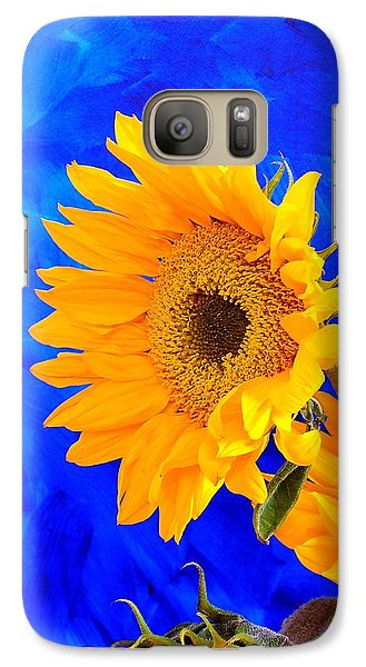 Galaxy Case featuring the photograph Radiance by Brenda Pressnall