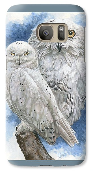 Galaxy Case featuring the mixed media Radiant by Barbara Keith