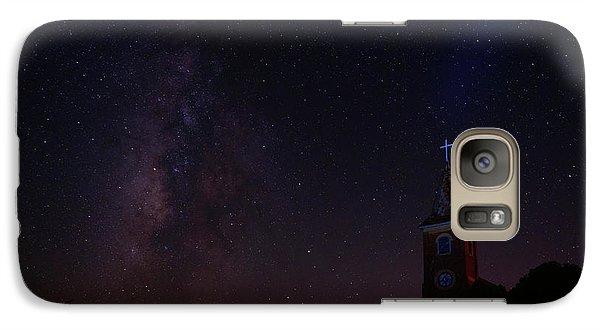 Galaxy Case featuring the photograph Radiant Light by Jonathan Davison