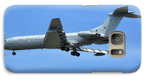 Galaxy Case featuring the photograph Raf Vickers Vc10 C1k by Tim Beach