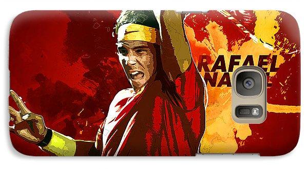 Rafael Nadal Galaxy S7 Case