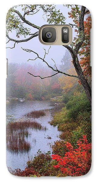 Galaxy Case featuring the photograph Rain by Chad Dutson